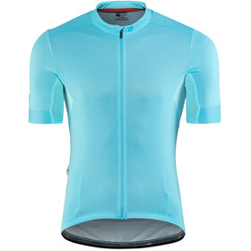 Bontrager Velocis Cycling Kortärmad cykeltröja Herr blå